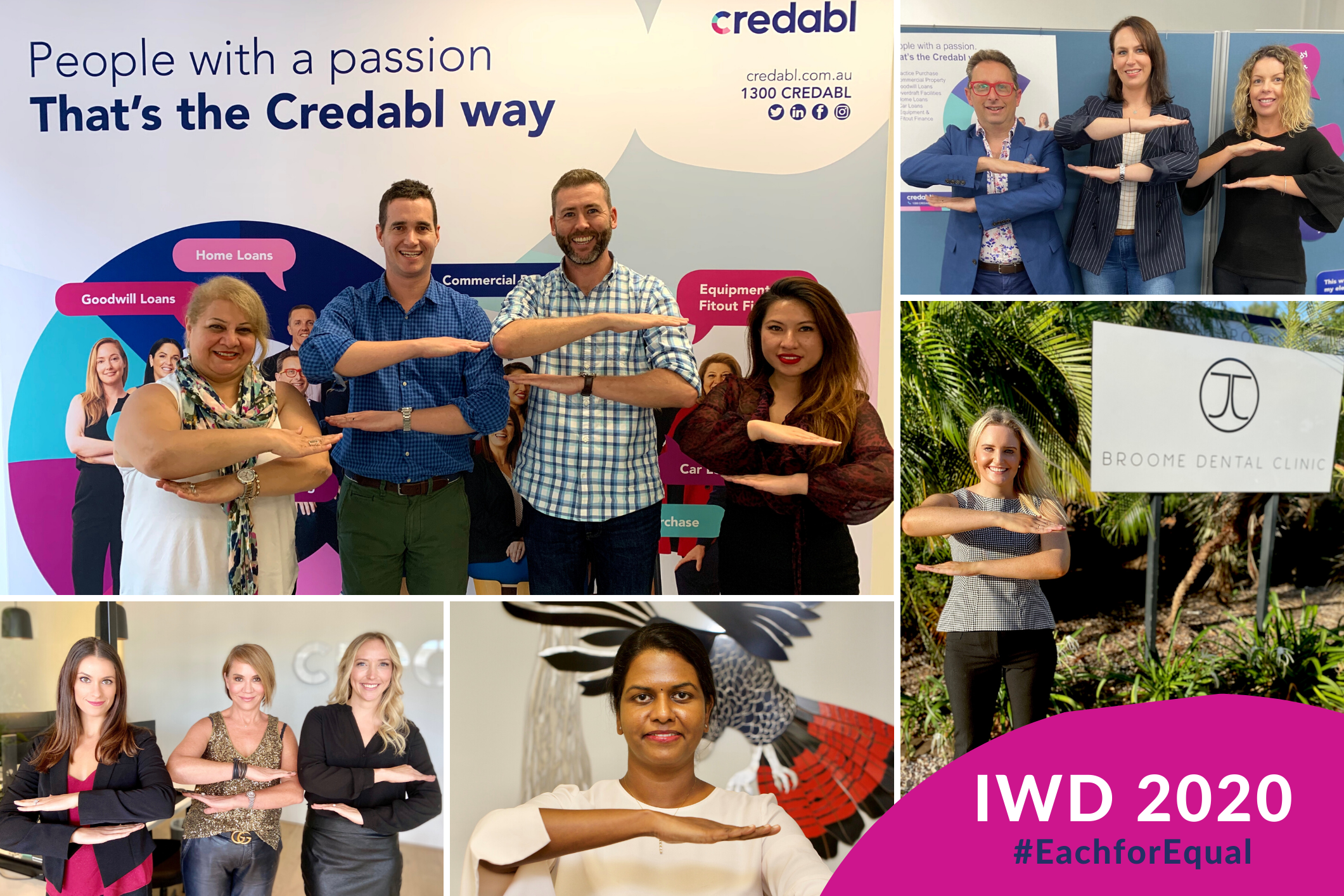 Connected and Successful - Celebrating IWD 2020 Image