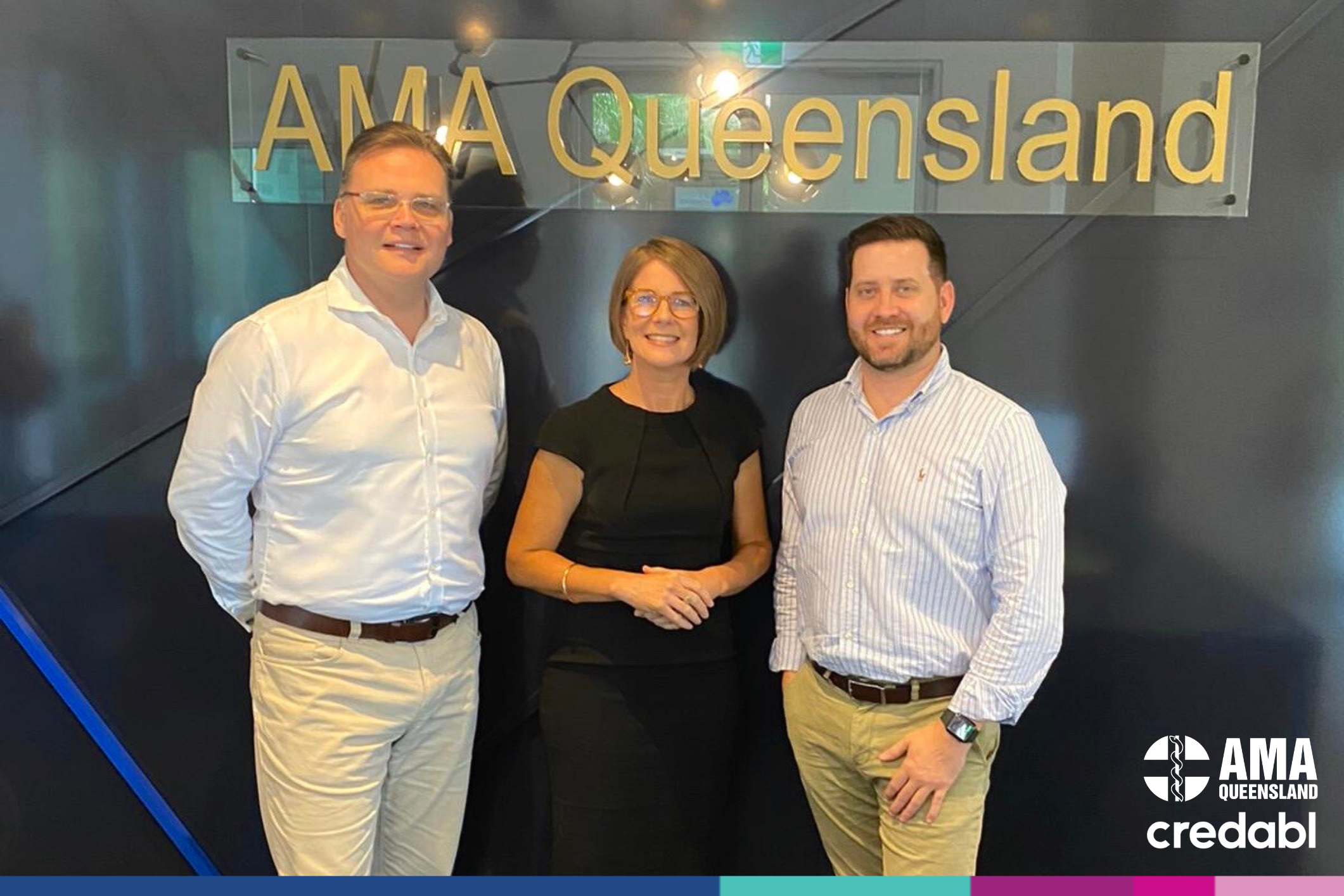 Press Release: Credabl appointed as Australian Medical Association Queensland Corporate Partner Image