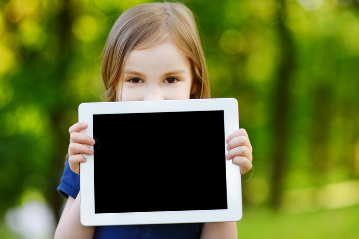 "Is ""screen time"" as taboo as they think? Image"