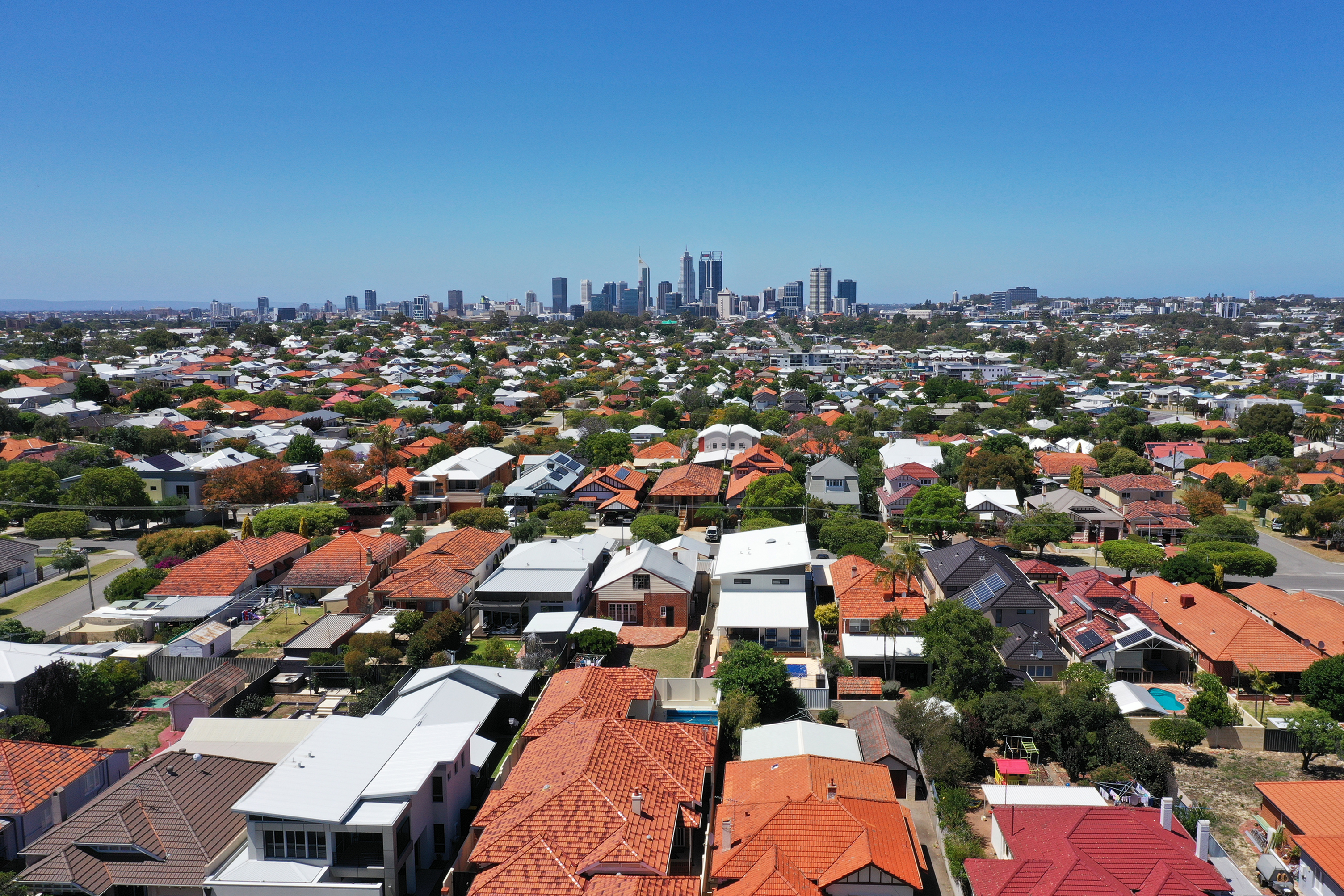 Australian Suburban Housing