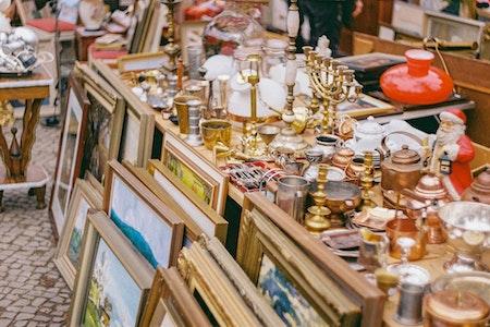 Commerce biens occasion - Depot-vente