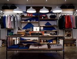 photo de commerce de détail d'habillement