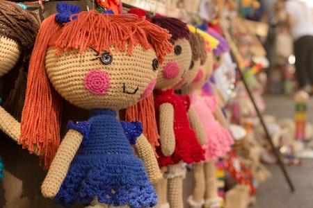 Le marché du commerce de détail de jouets