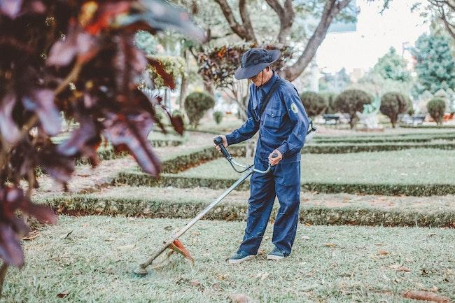 métier paysagiste
