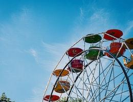 Photo représentant les parcs à thèmes