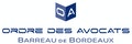 logo ordre des avocats de Bordeaux