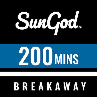 SunGod Breakaway 200