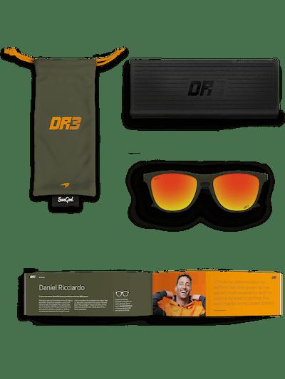 Daniel DR3 In the Box items