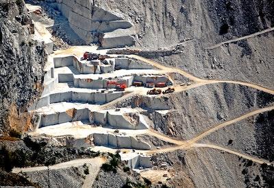 Carrara marble tour service acacia firenze