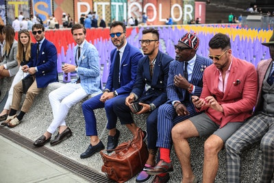 Florence, Pitti Uomo 91 - January 2017 blog acacia firenze