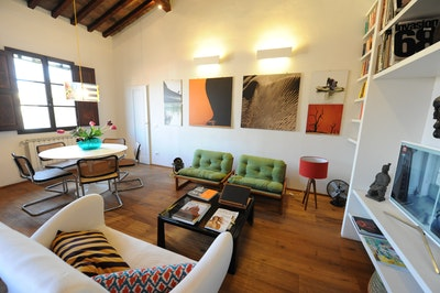 Bouganville, Santa Croce accommodation acacia firenze
