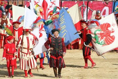 Calcio in Costume: the most important historical event in Florence blog acacia firenze