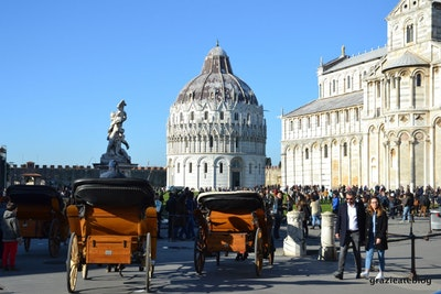 In Pisa for a day blog acacia firenze