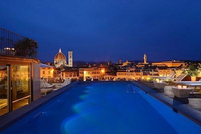 Florence Rooftop Terrace Bars blog acacia firenze