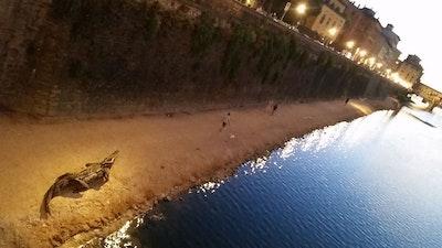 Passeggiata Torrigiani, una Fantastica prospettiva sulla città blog acacia firenze