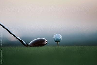 I love Golfing service acacia firenze