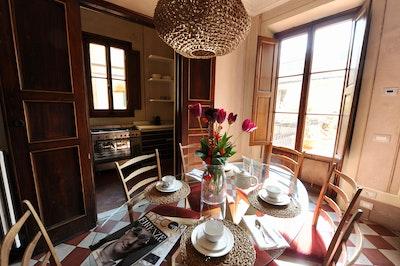 Ulivo, Santa Croce accommodation acacia firenze