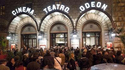 Original sound - Odeon cinema blog acacia firenze