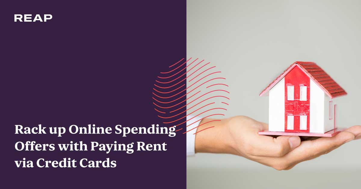 Cover Image for How to Rack up Online Spending Offers with Paying Rent via Credit Cards?