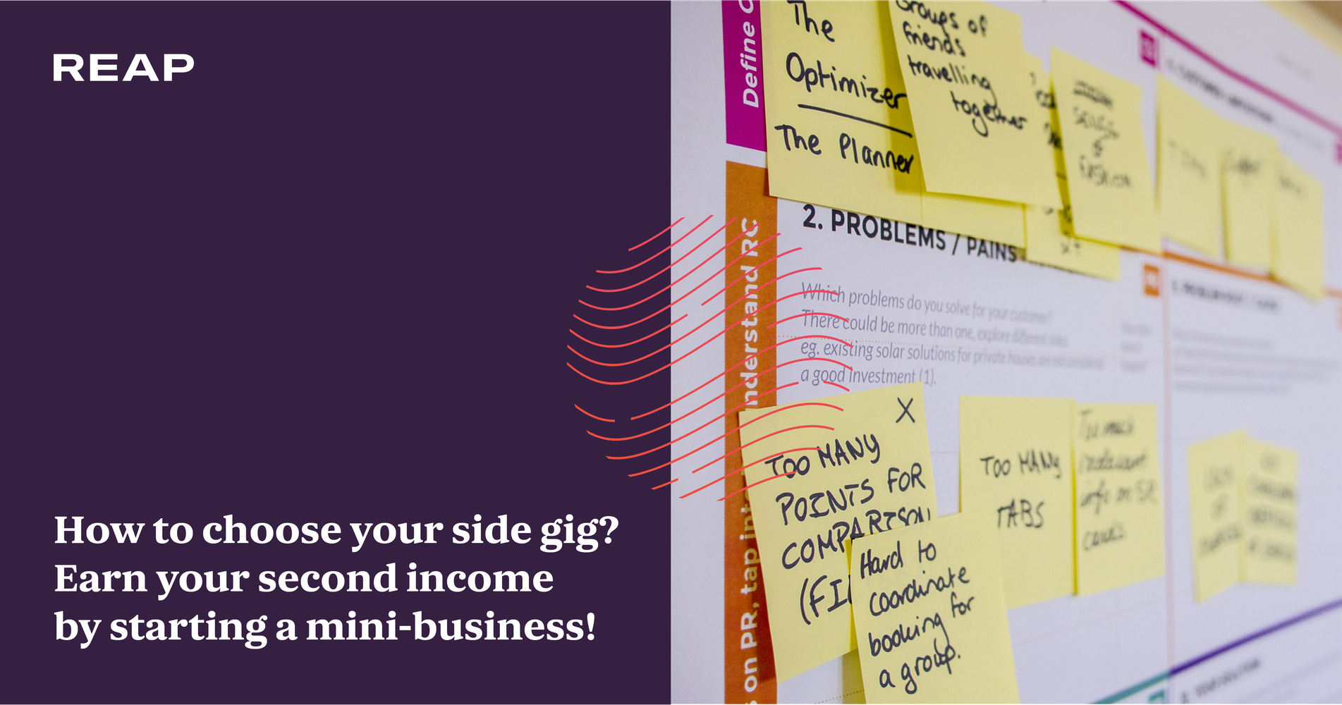 Cover Image for How to choose your side gig? Earn your second income by starting a mini-business!