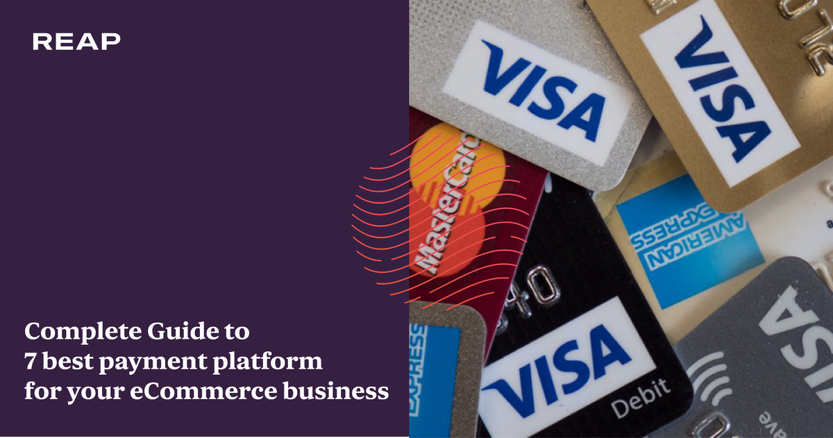 Cover Image for Complete Guide to 7 best payment platform for your eCommerce business