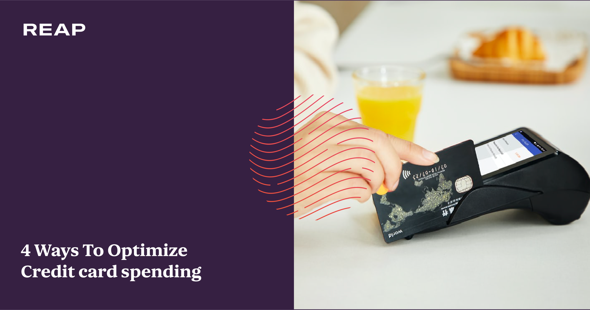Cover Image for 4 ways to optimize credit card spending