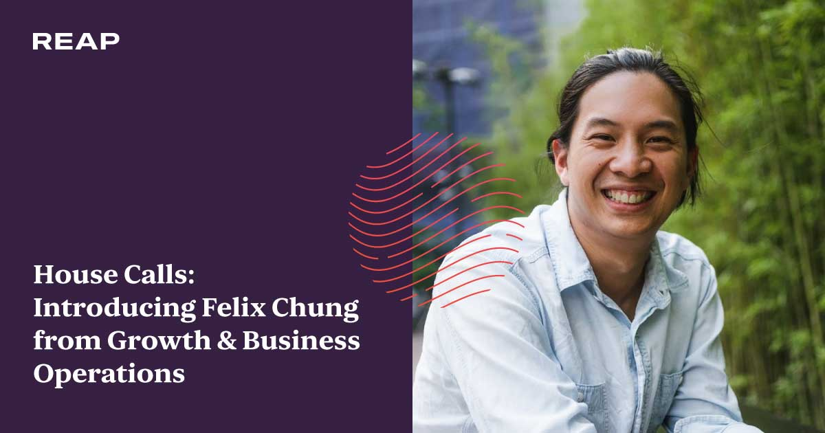 Cover Image for House Calls: Introducing Felix Chung from Growth & Business Operations