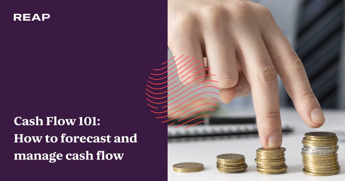 Cover Image for Cash Flow 101: How to forecast and manage cash flow