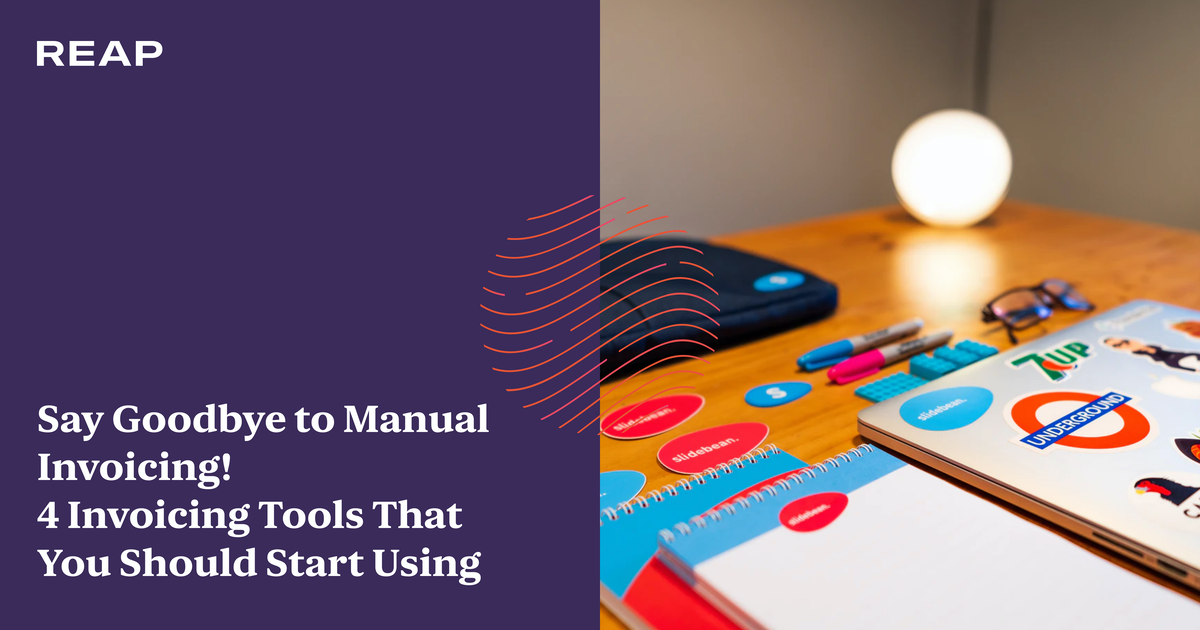 Cover Image for Say Goodbye to Manual Invoicing! 4 Invoicing Tools That You Should Start Using