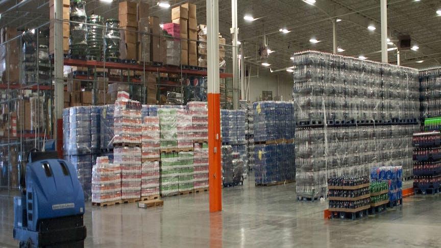 Pepsi optimiert Routen mit flexibler Gebietseinteilung
