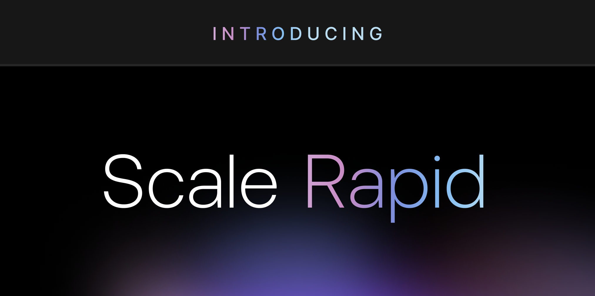 Scale Rapid: Fast Experimentation with Production-Quality Labels