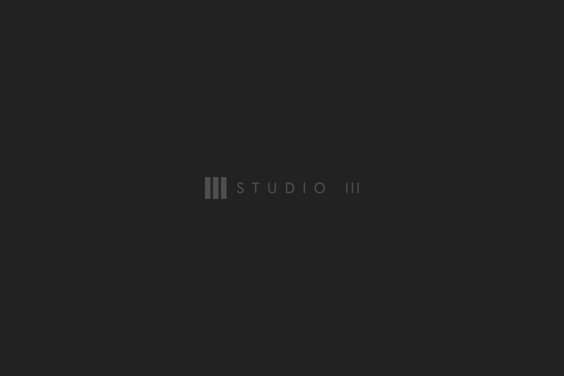 Studio III Los Angeles Website Logo