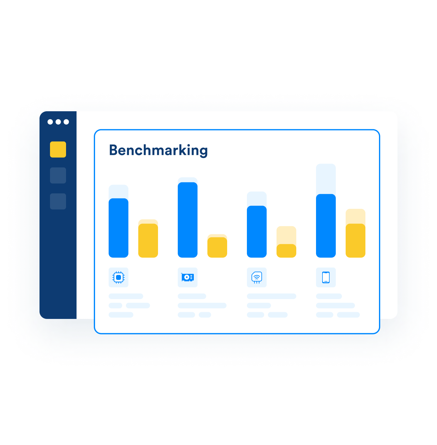 Access comprehensive model benchmarking