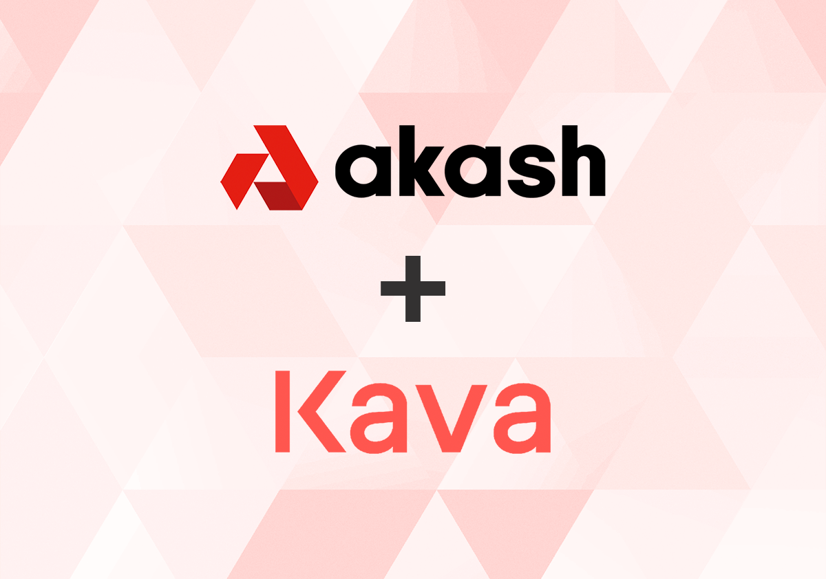 Akash Network to Integrate Kava's USDX Stablecoin on the World's First Decentralized Cloud Marketplace and DeCloud for DeFi