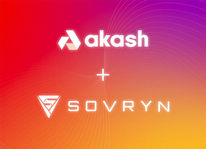 Akash Network Provides Decentralized Cloud and $100k in AKT Prizes for Sovrython Hackathon to Accelerate the Future of DeFi