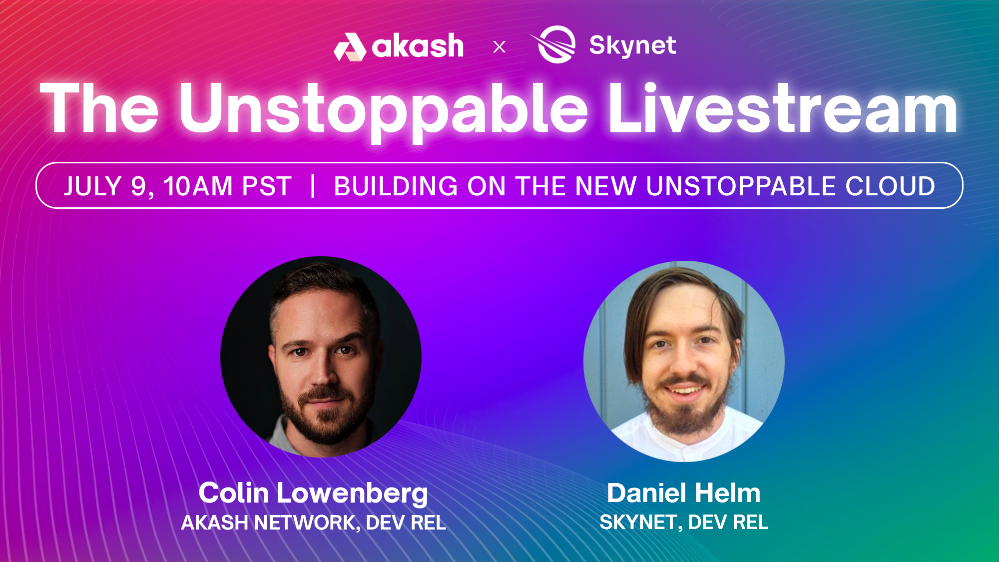 Building on the New Unstoppable Cloud