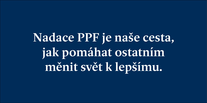 Nadace PPF