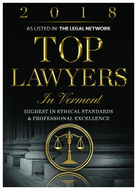 top-lawyers-in-vermont-2018