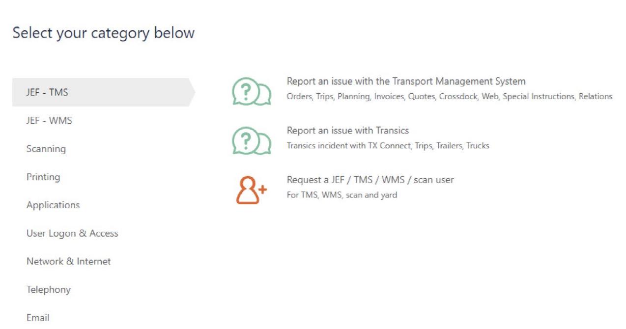 Jira Service Management portal