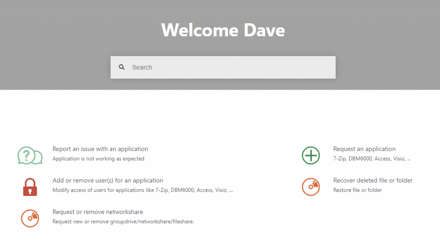 Atlassian customer portal for H.Essers