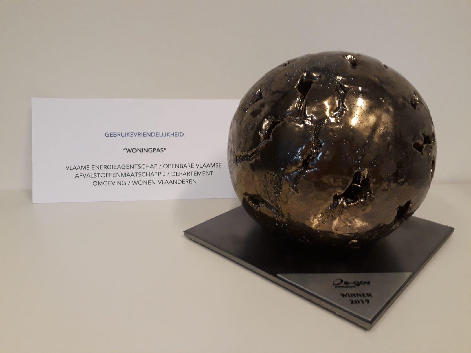 woningpas award