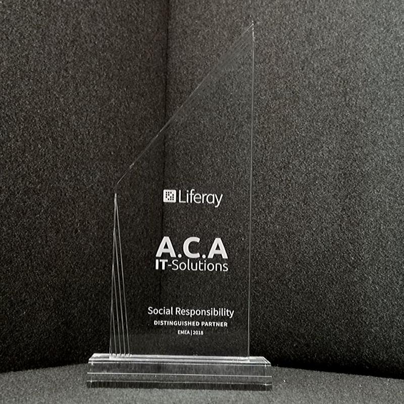 ACA wins Social Responsibility of the Year Partner Award