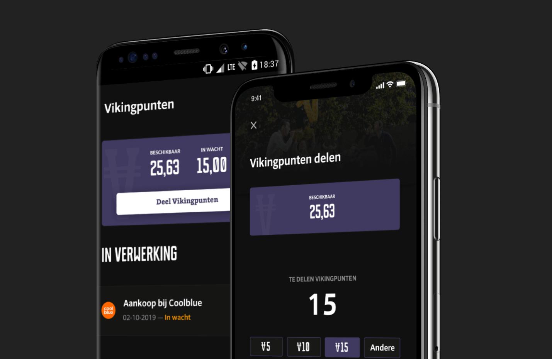 mobile vikings application