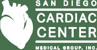 San Diego Cardiac Center Website Logo