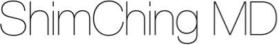 Shim Ching MD Website Logo