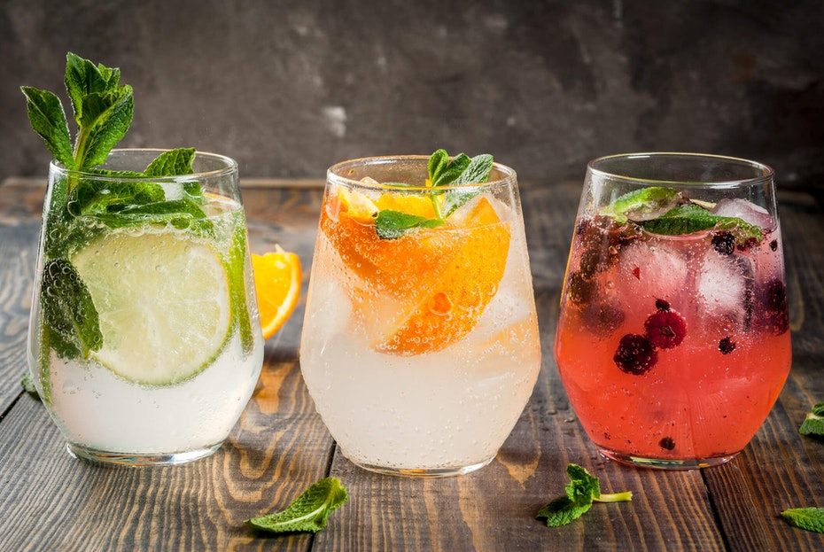Gin Tonic & Tee