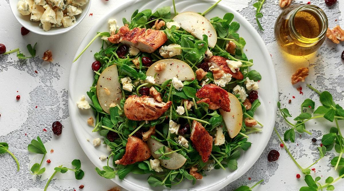 Salat & Käse