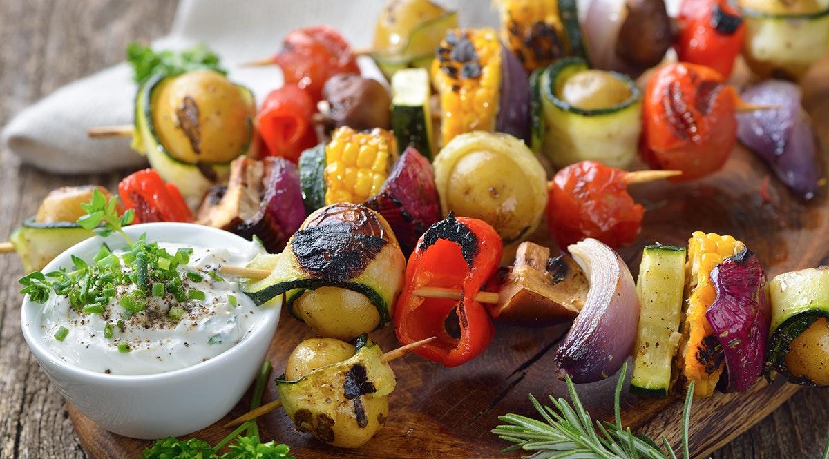 Gemüse & Antipasti