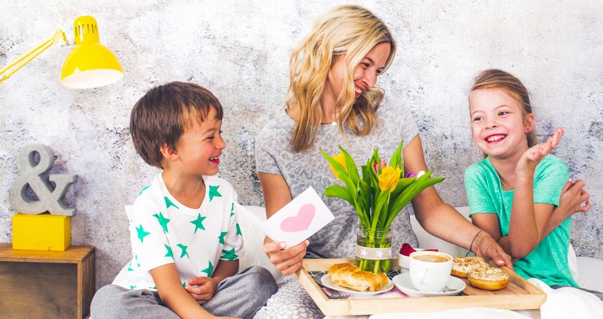 Muttertagsgeschenke selber machen schnell
