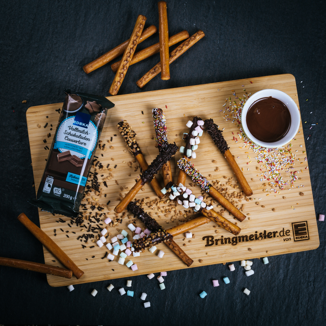 Pretzel-Sticks
